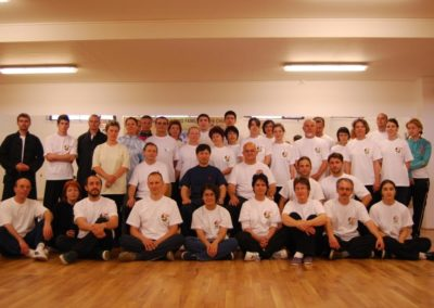 Tai Chi Seminar GM Yang Jun Klausenburg 2011