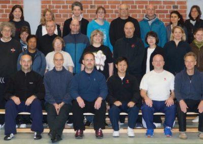 Tai Chi Seminar GM Yang Jun Kiel 2017